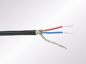 Black 2 core screened cable - EFI-Parts.co.uk: Connectors, Sensors ...