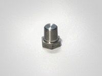 "1/8"" NPT stainless steel bung"