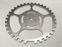 "184mm diamater 36-1 Trigger wheel (7.25"")"