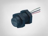Magnetic hall effect sensor
