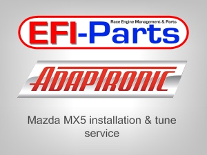 mazda mx5 parts