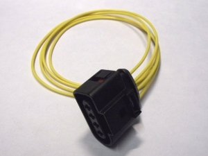 Plug for wasted spark coil pack - wired