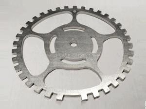 184mm diamater 36-1 Trigger wheel (7 25