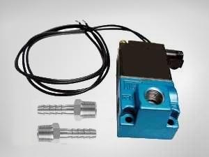 boost control solenoid valve (genuine mac)